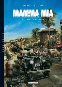 Hélène Herbeau et  Civiello - Mamma mia Tome 1 : Vincenzo Lasagna.