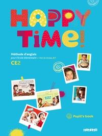 Hélène Herviou et Anita Marchal - Happy Time! CE2 - Pupil's book.