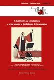 """Hélène Hoepffner et Mathieu Touzeil-Divina - Chansons & costumes """"à la mode"""" juridique & française."""