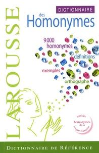 Hélène Houssemaine-Florent - Dictionnaire des Homonymes.