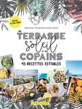 Hélène Huret - Une terrasse, du soleil et des copains !.