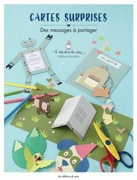 Hélène Jourdain - Cartes surprises - Des messages à partager.