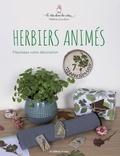 Hélène Jourdain - Herbiers animés - Fleurissez votre décoration.