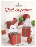 Hélène Jourdain - Noël en papier.