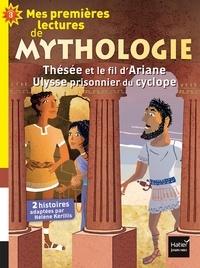 Hélène Kérillis - Ma première mythologie - Mes premières lectures de mythologie CP/CE1 6/7 ans.