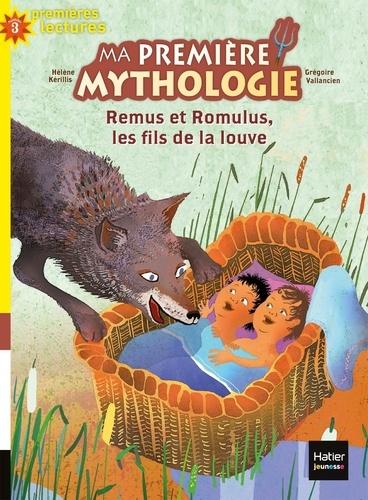 Ma première mythologie Tome 14 Remus et Romulus, les fils de la louve