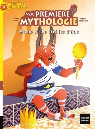 Ma première mythologie Tome 15 Midas et ses oreilles d'âne