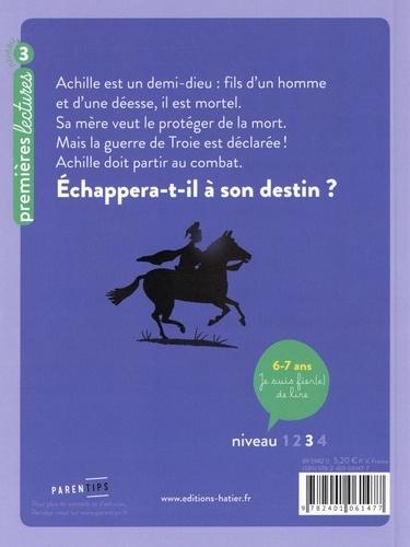 Ma première mythologie Tome 6 Le talon d'Achille