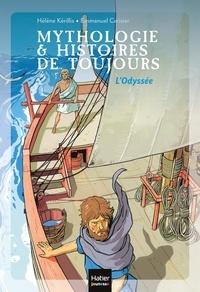 Hélène Kérillis - Mythologie & Histoires de toujours Tome 6 : L'Odyssée.