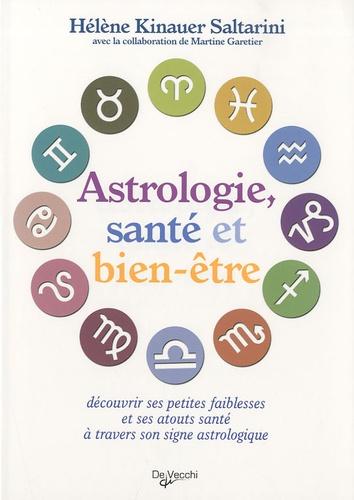 Hélène Kinauer Saltarini - Astrologie, santé et bien-être - Découvrir ses petites faiblesses et ses atouts santé à travers son signe astrologique.