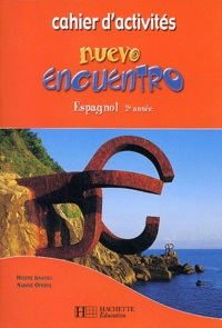 Galabria.be Espagnol 2ème année Nuevo encuentro - Cahier d'activités Image