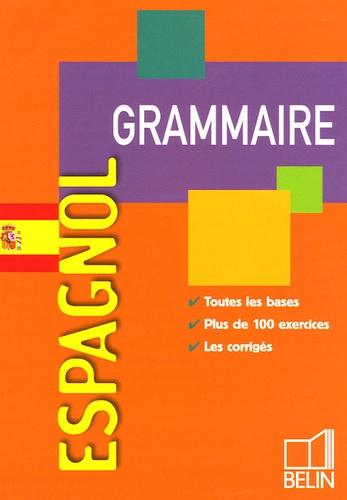 Hélène Knafou - Grammaire espagnole.