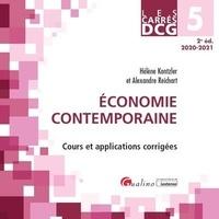Hélène Kontzler et Alexandre Reichart - Economie contemporaine DCG 5.