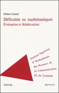 Alixetmika.fr Difficultés en mathématiques. Evaluation et rééducation Image