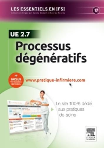 Hélène Labousset-Piquet et Carole Siebert - Processus dégénératifs UE 2.7.
