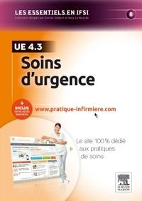 Hélène Labousset-Piquet et Evelyne Aiguebonne - Soins d'urgence UE 4.3.