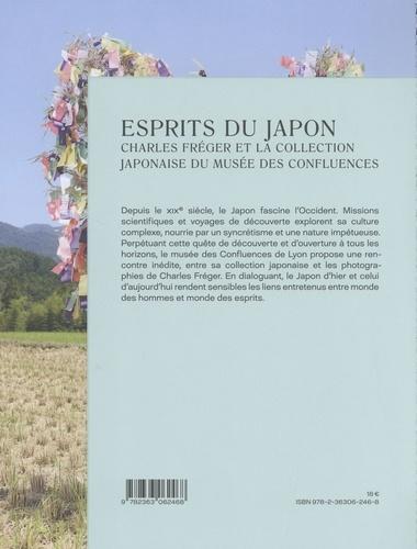 Esprits du Japon. Charles Fréger et la collection japonaise du musée des Confluences