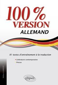 Histoiresdenlire.be 100% version Allemand - 81 textes d'entrainement à la traduction Image