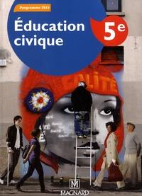 Hélène Lampin - Education civique  5e - Manuel élève.