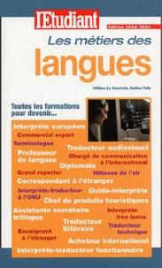 Hélène Le Courtois et Amina Yala - Les métiers des langues.