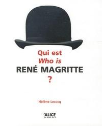 Era-circus.be Qui est René Magritte ? - Tentative de réponse par ses oeuvres Image