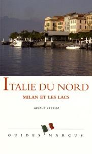 Hélène Leprisé - Italie du Nord - Milan et les lacs.