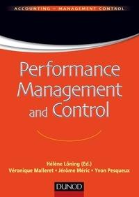 Hélène Löning et Véronique Malleret - Performance Management and Control.
