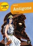 Hélène Maggiori-Kalnin et  Sophocle - Sophocle, Antigone (Ve siècle avant J.-C.).