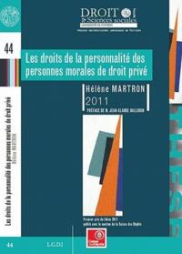 Deedr.fr Les droits de la personnalité des personnes morales de droit privé Image