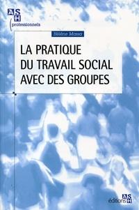 Hélène Massa - La pratique du travail social avec des groupes.