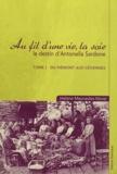 Hélène Meynadier-Morel - Au fil d'une vie, la soie Tome 1 : Du Piémont aux Cévennes.