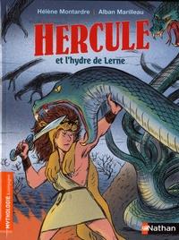 Hélène Montardre et Alban Marilleau - Hercule et l'hydre de Lerne.