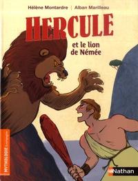 Hélène Montardre et Alban Marilleau - Hercule et le lion de Némée.
