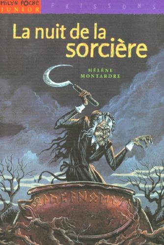 Hélène Montardre - La nuit de la sorcière.