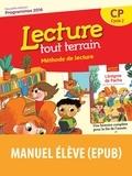 Hélène Montardre et Jérôme Lurse - LECTURE TT TERR  : Lecture Tout Terrain CP.