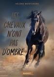 Hélène Montardre - Les chevaux n'ont pas d'ombre.