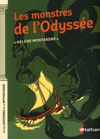 Hélène Montardre - Les monstres de l'Odyssée.