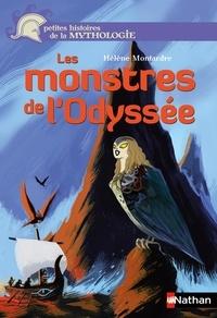 Hélène Montardre et Benjamin Bachelier - PETIT HIST MYTH  : Les monstres de l'Odyssée.