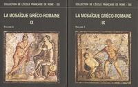 Satt2018.fr La mosaïque gréco-romaine 2 volumes - Tome 9 Image