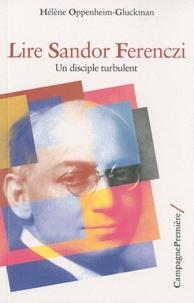 Lire Sandor Ferenczi - Un disciple turbulent.pdf