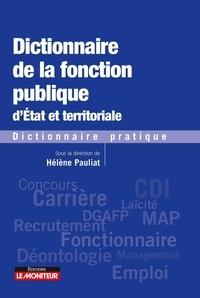 Dictionnaire de la fonction publique dEtat et territoriale - Dictionnaire pratique.pdf