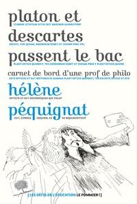 Deedr.fr Platon et Descartes passent le bac - Carnet de bord d'une prof de philo Image