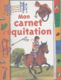 Hélène Pérignon - Mon carnet d'équitation.