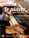 Hélène Philippe-Gérard - Le piano. 1 CD audio