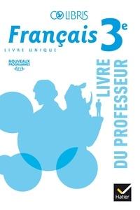 Hélène Potelet - Français 3e Colibris - Livre du professeur.