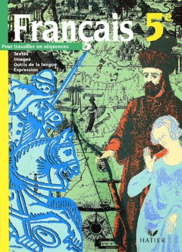 Francais 5eme Manuel De Textes