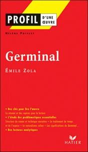 Hélène Potelet - Germinal d'Emile Zola - Etude de texte.
