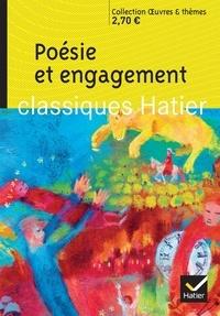 Hélène Potelet et Georges Décote - Poésie et engagement.