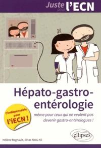 Hélène Regnault et Einas Abou Ali - Hépato-gastro-entérologie.