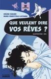 Hélène Renard et Marie Vendittelli-Latombe - Que veulent dire vos rêves ?.